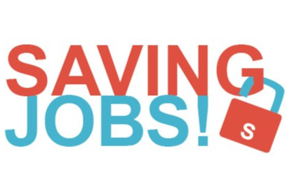 Saving Jobs!